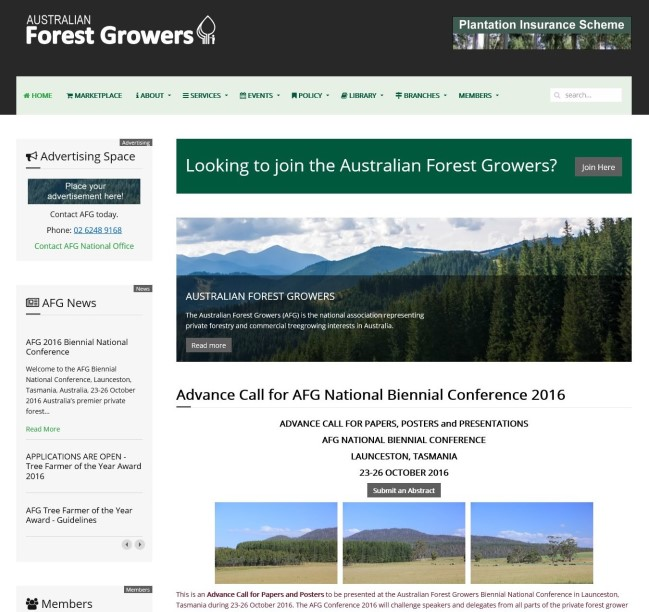 Australian Forest Growers