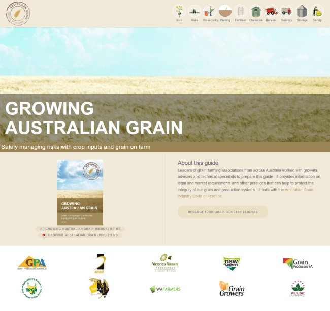 Growing Australian Grain